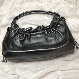 Cole Haan Grayish Metallic Bag